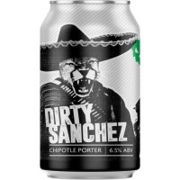 Fierce Beer Dirty Sanchez