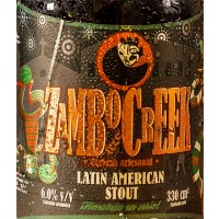 Zambo Creek Latin American Stout