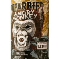 Naparbier / LIC Beer Project Angry Monkey