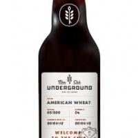 UBC Ameriacan Wheat Ale