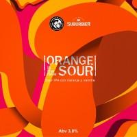 Suburbier / Comunidad de Mujeres Cerveceras Orange Is the New Sour