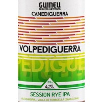 Guineu / Canediguerra Volpediguerra
