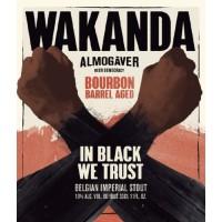 Almogàver Wakanda Bourbon Barrel Aged