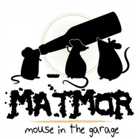 MatMor Mouse in the Garage