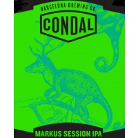 Condal Markus Session IPA