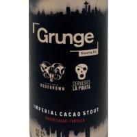 Grunge / Bodebrown / La Pirata Imperial Cacao Stout