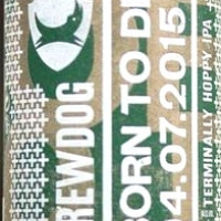 BrewDog Born To Die 04.07.2015