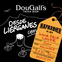 DouGall's / Naparbier India Pale Lager