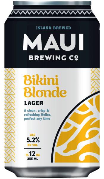 Bikini blonde lager
