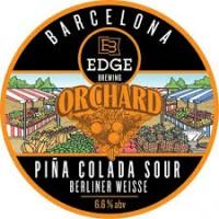 Edge Brewing Piña Colada Sour