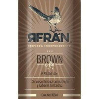 Refrán Brown Ale