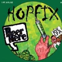 Beer Here Hop Fix