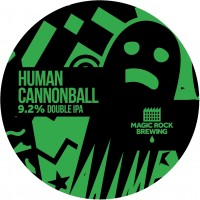 Magic Rock Human Cannonball