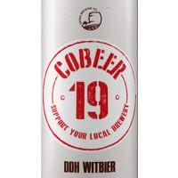 Sesma Cobeer 19 DDH Witbier