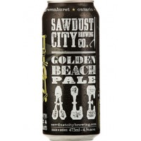 Sawdust City Golden Beach Pale Ale