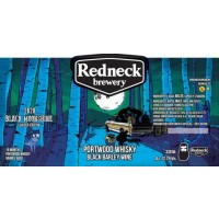 Redneck Black Moonshine BA Whisky Portwood 2020