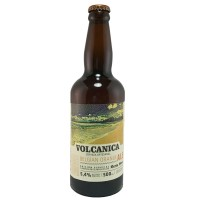 Volcánica Belgian Orange Ale