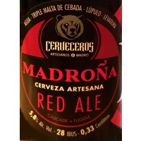 Madroña Red Ale