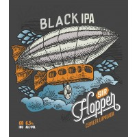 Sir Hopper Black IPA