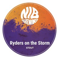 NIB Brewing Ryders On the Storm