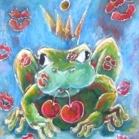 Hornbeer Kiss the frog