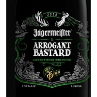 Stone Brewing Berlin Jägermeister Arrogant Bastard Ale