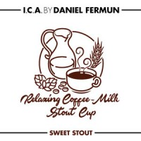 I.C.A. Relaxing Coffee - Milk Stout Cup