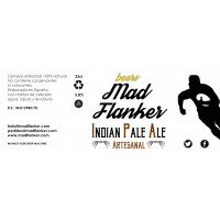 Mad Flanker Indian Pale Ale Artesanal