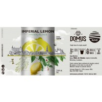 Domus / Nevel Imperial Lemon