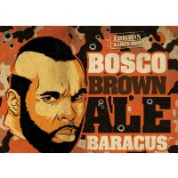 Hess Bosco Brown Ale Barracus