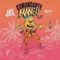 GRX Brewing / Alegría Comandante Mango