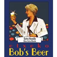 Etxeko Bob's Beer Blonde Extra Horaila