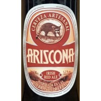 Ariscona Irish Red Ale