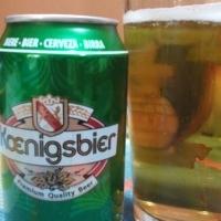 Koenigsbier Premium Quality Beer