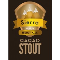 Sierra Beer Co Cacao Stout
