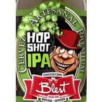 Blest Hop Shot IPA