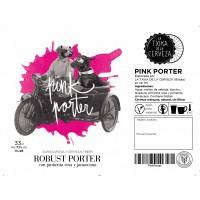 La Txika de la Cerveza Pink Porter