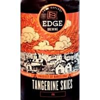 Edge Brewing Tangerine Skies