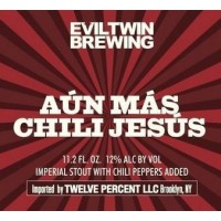 Evil Twin Aún Más Chili Jesús