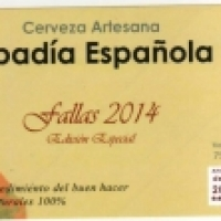 Abadia Española Fallas 2014