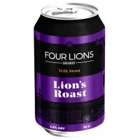 Four Lions Lion's Roast
