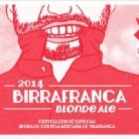 Bripau Blonde Ale Birrafranca 2014