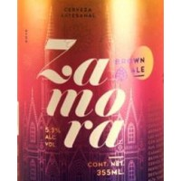 Zamora Brown Ale