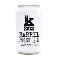 Kees Barrel Project 19.10
