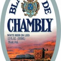 Unibroue Blanche de Chambly