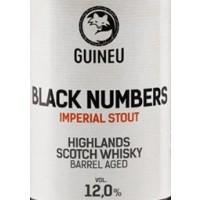 Guineu Black Numbers