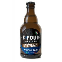 B Four Beer Export