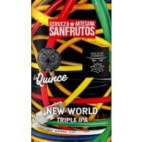 Sanfrutos / Ciberbeers / La Quince New World