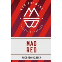 Mad Brewing Mad Red