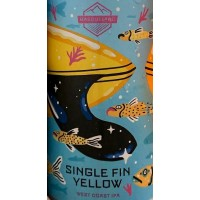 Basqueland Single Fin Yellow